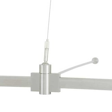 T-Trak Support Outside Rigger with Conductive Connector by Tech Lighting   700TTSORGCCS