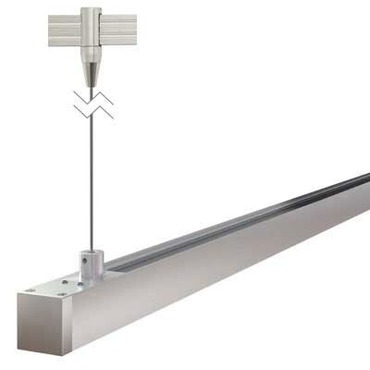 Monorail 2-Circuit Cirrus Float D1 Direct Lens Suspension