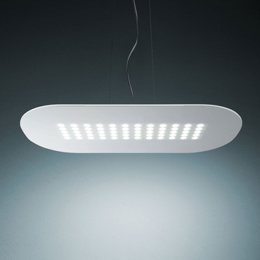 Matilde Rectangle LED Suspension by Fontana Arte | FM-UL4179/1