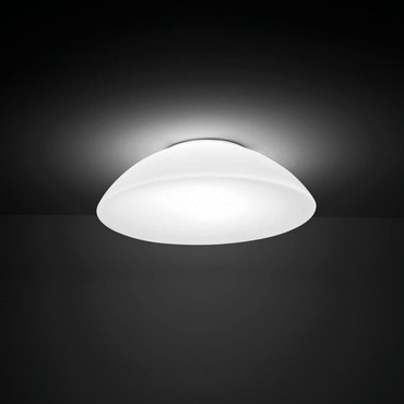 Infinita Ceiling Lamp by Vistosi | PLINFIN53BC