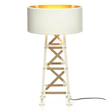 Construction Floor Lamp by Moooi | ULMOLCOL-S-WW