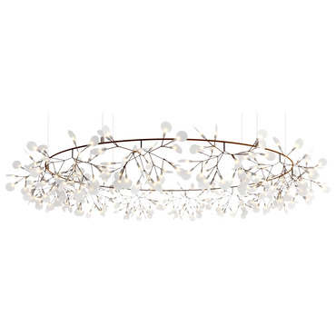Heracleum The Big O Chandelier by Moooi | ULMOLHERBO-CC
