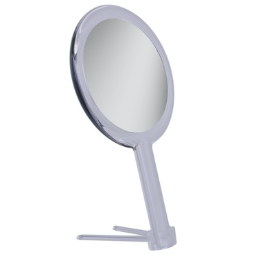 5x/1x Dual Sided Hand Held Mirror
