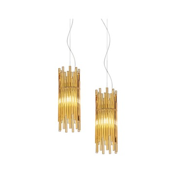Diadema 2 light Pendant