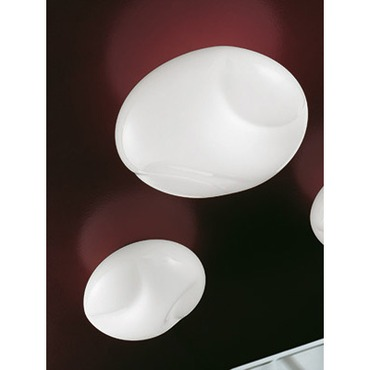 Munega Ceiling Light by Vistosi | PLMUNEGA35