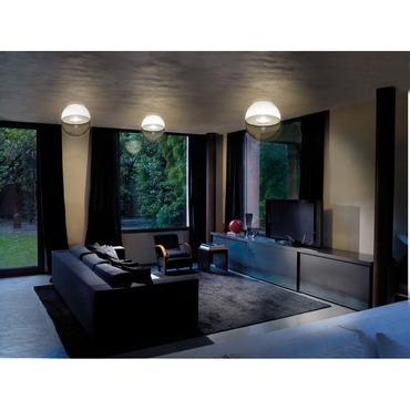 Boreale Ceiling Flush Mount by Vistosi | PLBOREABCCR