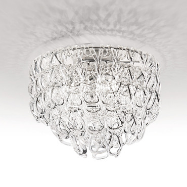 Minigio 14 inch Ceiling Flush Mount