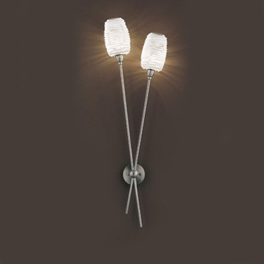 Damasco 2BP Wall Sconce