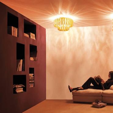 Ecos Ceiling Light by Vistosi | PLECOS60A/ARCR