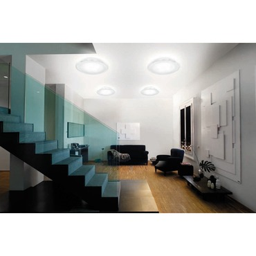 Pod Ceiling Light by Vistosi | PLPODPBCFL