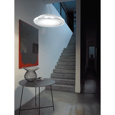 Pod Large Pendant by Vistosi | SPPODGBCNIALO