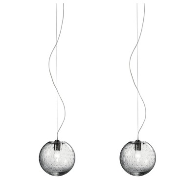 Bolle Small 2 Light Pendant