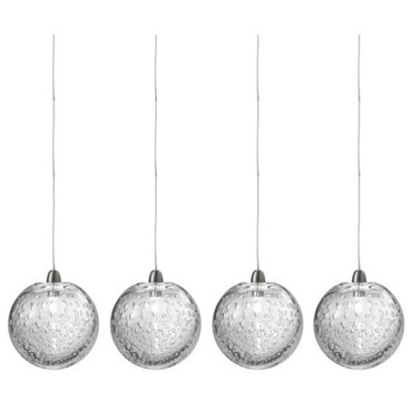 Bolle Small 4 Light Pendant