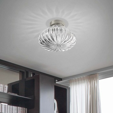 Diamante Ceiling Light by Vistosi | PLDIAMAGCR