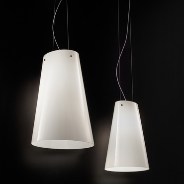 Cleo Small Pendant by Vistosi | SPCLEOBCNI
