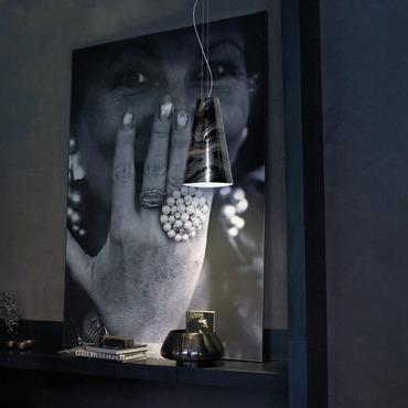 Cleo Pendant by Vistosi | SPCLEONEAVNI