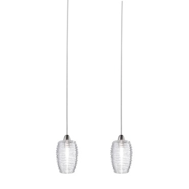 Damasco Small 2 Light Pendant