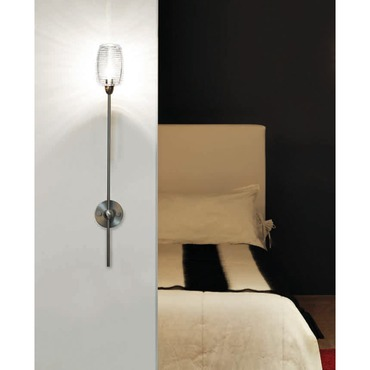 Damasco 1B Wall Lamp by Vistosi | APDAMASP1BBCNI