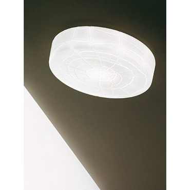 Follia Ceiling Lamp by Vistosi | PLFOLL42BCCRNI