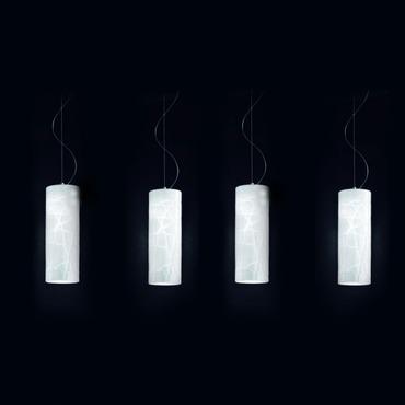 Follia Small 4 Light Pendant