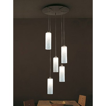 Follia 5-light Pendant
