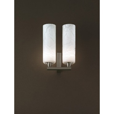 Follia 2-light Wall Sconce by Vistosi | APFOLLI2BCCRNI