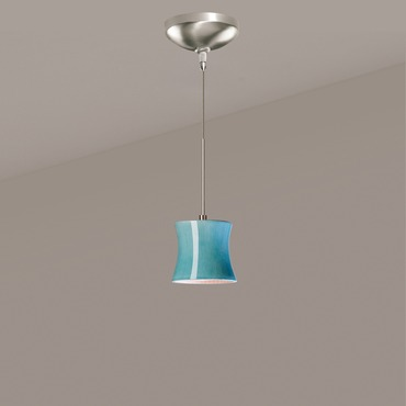 Sake Mini Pendant by A19 | A19-LVMP22-TC