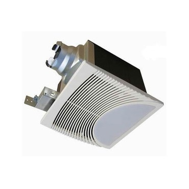 AP 80 L2 Very Quiet Ventilation Fan Light by Aero Pure | AP80L2W