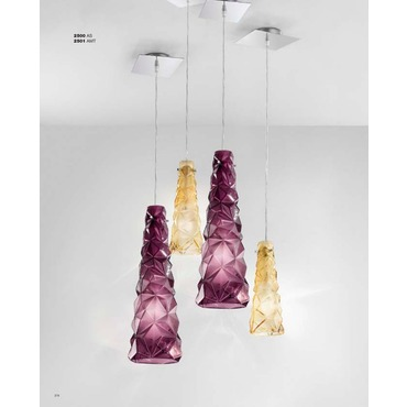 2500/2501 Pendant by Lightology Collection | LC-0190-AMT