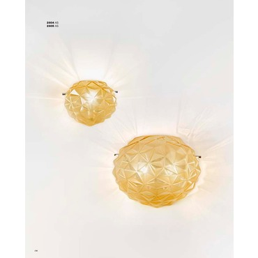 2604/2605 Wall Light by Lightology Collection | LC-2605-AS