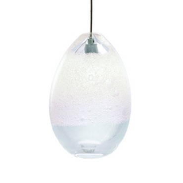FJ Bubble Egg Pendant