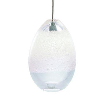 FJ Bubble Egg Pendant  by Siemon & Salazar | 24-19-129XS-SN
