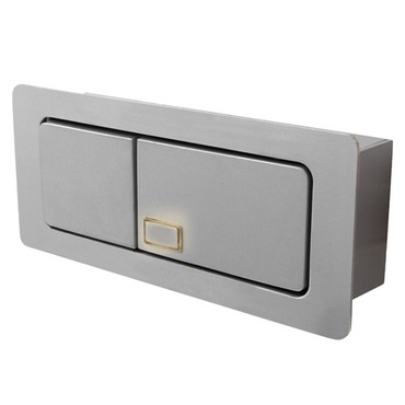 Estak Wall Mount by Leds Grok | LC-05-1555-34-34