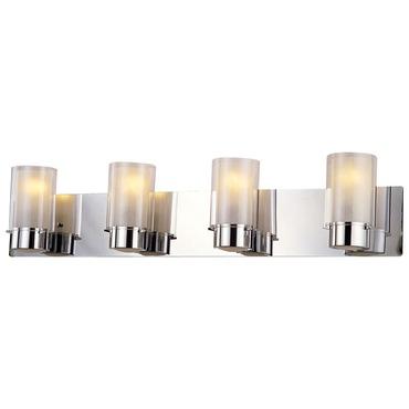 Essex Bathroom Vanity Light by DVI Lighting | DVP9044CH-OP