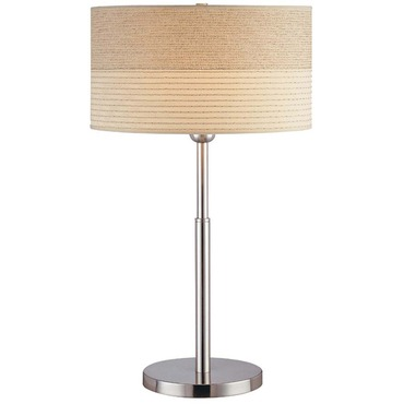 Relaxar Table Lamp by Lite Source Inc. | LS-20751PS