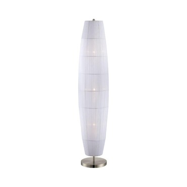 Parvati Floor Lamp by Lite Source Inc. | LS-81270PS/WHT