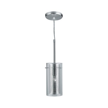 Wick Pendant by Lite Source Inc. | LS-17851PS/CLR