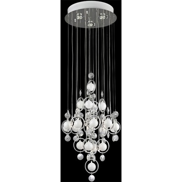 Bubbles Ceiling Lamp by Lite Source Inc. | EL-10078