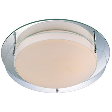 Belmont Flush Mount by Lite Source Inc. | LS-5588