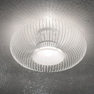 Spring Ceiling Light by Morosini - Medialight | 0450PL06SAAL