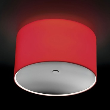Round Ceiling light by Morosini - Medialight | 0220PL08RSAL