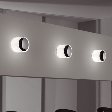 Round Wall Light by Morosini - Medialight | 0250PP04BLAL