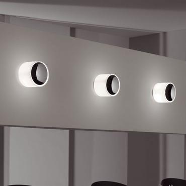 Round Wall Light by Morosini - Medialight | 0220PP08BLAL