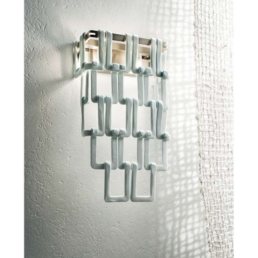 Tessuti Mini Wall Light by Evi Style - Medialight | ES0100PA08BLAL