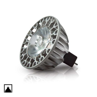 Vivid LED MR16 GU5.3 8.8W 12V 14 Deg 3000K 95CRI