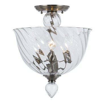 Harper Semi-Flush Ceiling Mount