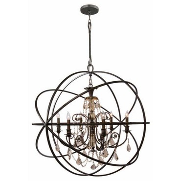 Solaris Large Chandelier