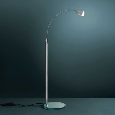Falena Floor Lamp by Fontana Arte | U3016+U3018