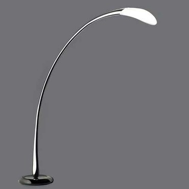 Flora Floor Lamp with Round Base