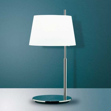 Passion Medium Table Lamp by Fontana Arte | U3610/0CR